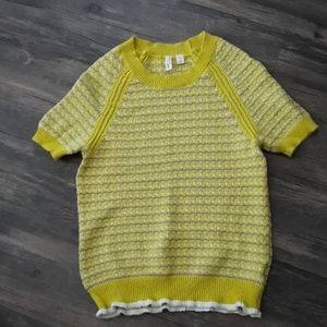 Antropologie sweater